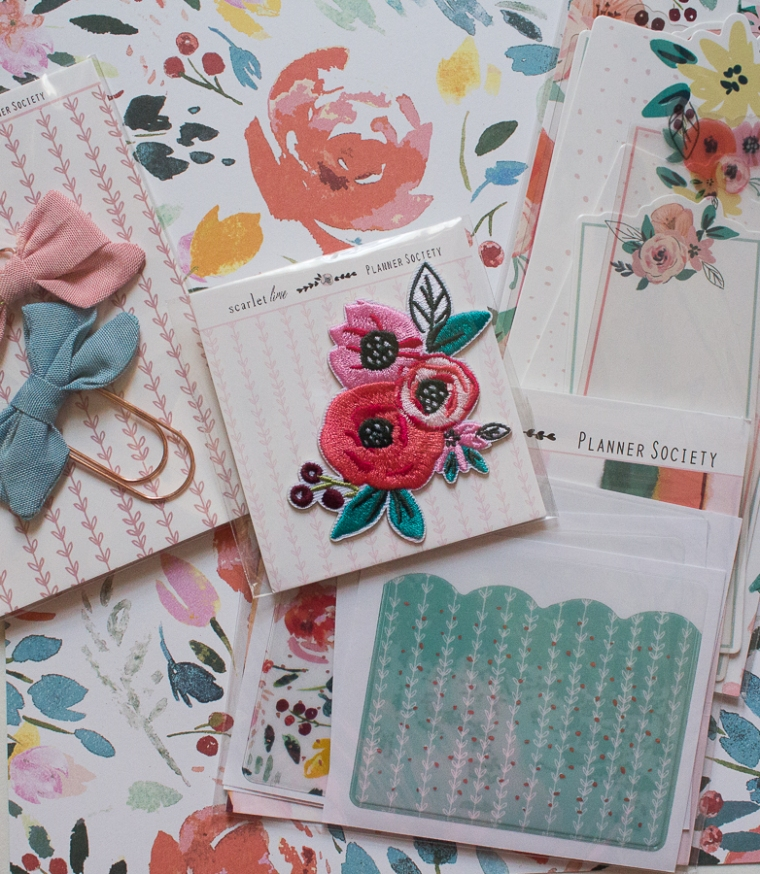 The Planner Society July 2019 Box