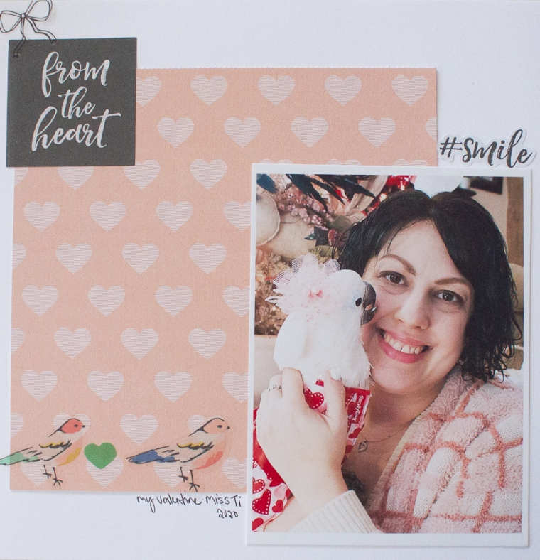 New Scrapbook Pages | Created by Jen Blog